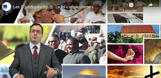[ép. 50] La loi « séparatisme »