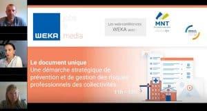 Le document unique, une démarche stratégique de prévention et de gestion des risques professionnels des collectivités