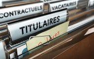 Règles dérogatoires de formation et de titularisation de certains fonctionnaires territoriaux