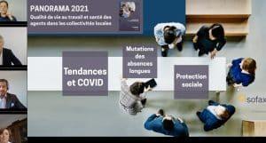 Panorama 2021 - Qualité de vie et santé des agents dans les collectivités