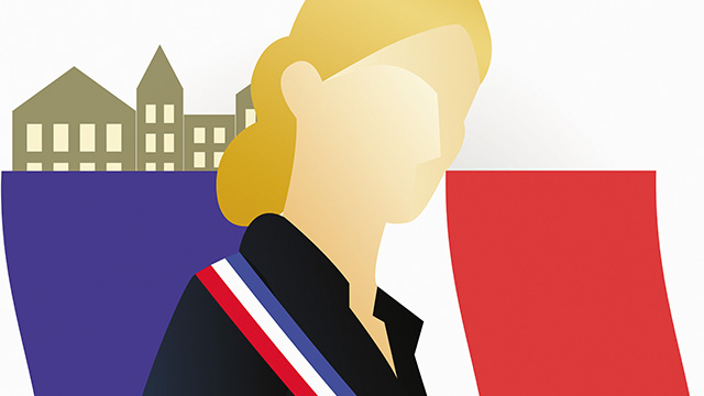 La part des femmes augmente parmi les élus locaux