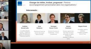 Changer de métier, évoluer, progresser : parlons accompagnement personnalisé dans nos organisations !