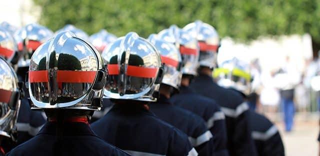 Emmanuel Macron rassure les sapeurs-pompiers