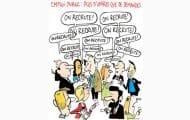 Le dessin du mois : emploi public, plus d'offres que de demandes