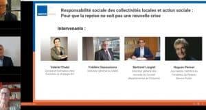 Responsabilité sociale des collectivités locales et action sociale : pour que la reprise ne soit pas une nouvelle crise