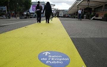 Retour sur le salon de l 39 emploi public actualit fonction publique territoriale - Salon de la fonction publique ...
