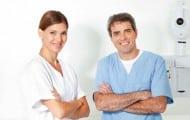 Les-etudiants-en-soins-infirmiers-dans-la-rue-pour-denoncer-le-boycott-de-leurs-stages