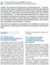 Les évolutions en matière de consultation du public et des associations