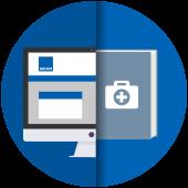 Logo produit Santé et sécurité au travail