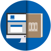 Logo produit Modèles de documents administratifs