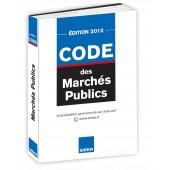 Code des marchés publics, commenté
