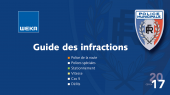 Guide des infractions ─ Édition 2019 en précommande