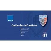 Guide des infractions ─ Édition 2021